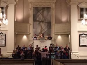 Curse Upon Iron full Choir